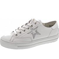 PAUL GREEN - Sneaker - white-platin