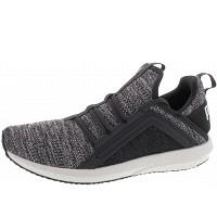 Puma - Mega NRGY Knit - Sneaker - asphalt-puma black