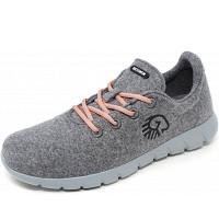 GIESSWEIN - Merino Wool Runner - Sneaker - schiefer