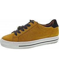 PAUL GREEN - Sneaker - curry-schwarz