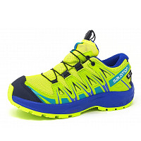 SALOMON - XA Pro 3D CSWP J - Hikingschuh - acid lime