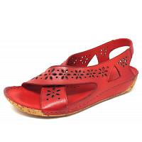 GEMINI - Sandale - rot