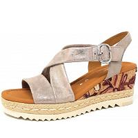 GABOR COMFORT - Sandale - puder