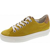 PAUL GREEN - Sneaker - mango-cuoio