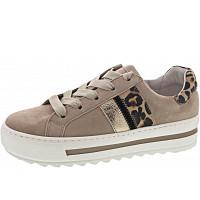 GABOR COMFORT - Sneaker - desert/natur/schwarz