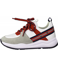 Jana - Sneaker - RED COMB