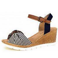Supremo - Sandale - blau