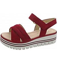 GABOR - Sandalette - rubin