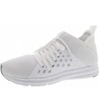 PUMA - Enzo NF Mid - Sneaker - white-quarry