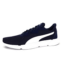PUMA - Interflex Runner - Sportschuh - 0003 peacoat-white