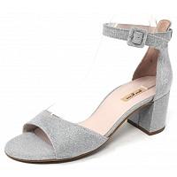 PAUL GREEN - Sandalette - silver