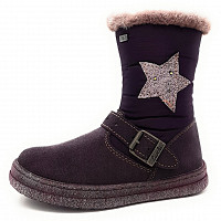 LURCHI - Anika - Winterstiefel - 49 purple