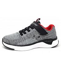 SKECHERS - Solar Fuse - Sneaker - GYBK grey