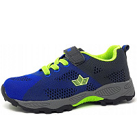BRÜTTING - Jumper VS - Sportschuh - 1005 blau/grau/lemon