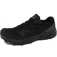 SALOMON - Outline GTX - Sportschuh - black phant. magn.