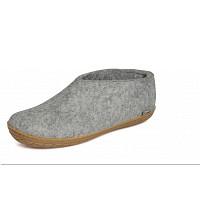 GLERUPS - Hausschuh - grey