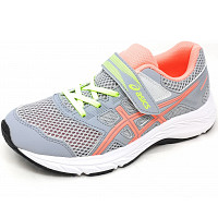 ASICS - Contend 5 PS - Sportschuh - grey/suncoral