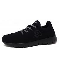 GIESSWEIN - Merino Runner - Sneaker - schwarz