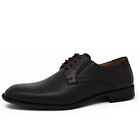 FRETZ MEN - Tosco - Businessschuh - 38 espresso