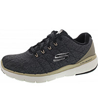SKECHERS - Flex Advantage 3.0 Stally - Sneaker - blk