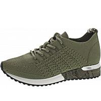 LA STRADA - Sneaker - knitted lt.kaki