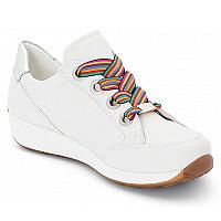 Ara - Sneaker - WEISS,SILBER