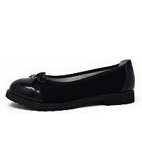 JANA - Ballerina - 001 black