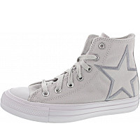 CONVERSE - Chuck Taylor All Star - Sneaker - photon dust-silver-wht