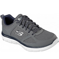 Skechers - Sneaker - charcoal/blue