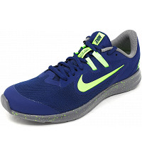 NIKE - Downshifter - Sneaker - blau