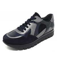 SEMLER - Silvia - Sneaker - midnight anthrazit