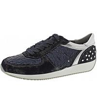 Ara - Lissabon - Sneaker - blau-silber-weiss