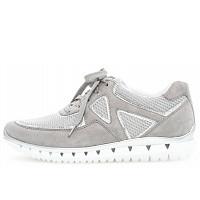 GABOR - Sneaker - grau/silber