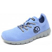 GIESSWEIN - Merino Runner - Sneaker - hellblau