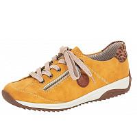 RIEKER - Sneaker - honig cheyenne