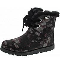 S.OLIVER - Boots - black flower