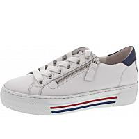 Gabor Comfort - Sneaker - weis/paz(w/bl/r