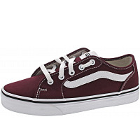 VANS - WM Filmore - Sneaker - Canvas port royale-trwht
