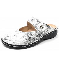 FINN COMFORT - Roseau - Pantolette - bianco/ grau