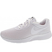 NIKE - Wmns Tanjun - Sneaker - white-white-black