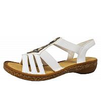 RIEKER - Sandale - 80 white
