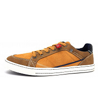 s.Oliver - Men Lace-up - Sneaker - braun