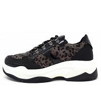 s.Oliver - Sneaker - 096 black leo
