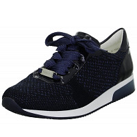 Ara - Sneaker - BLAU-BLAU-METALLIC,NAVY