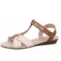 MUSTANG - Sandalen - beige