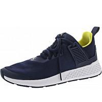 Puma - Insurge Mesh - Sneaker - peacoat-Blazing Yellow-pu