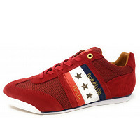 PANTOFOLA D`ORO - Imola Uoma Low - Sneaker - 90 J racing red
