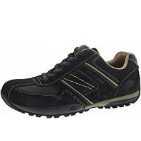 Dockers - Sneaker - schwarz/taupe