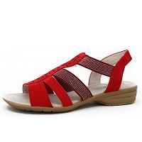 JANA - Sandale - rot