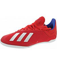 ADIDAS - X 18.3 IN J - Fußballschuh - active red